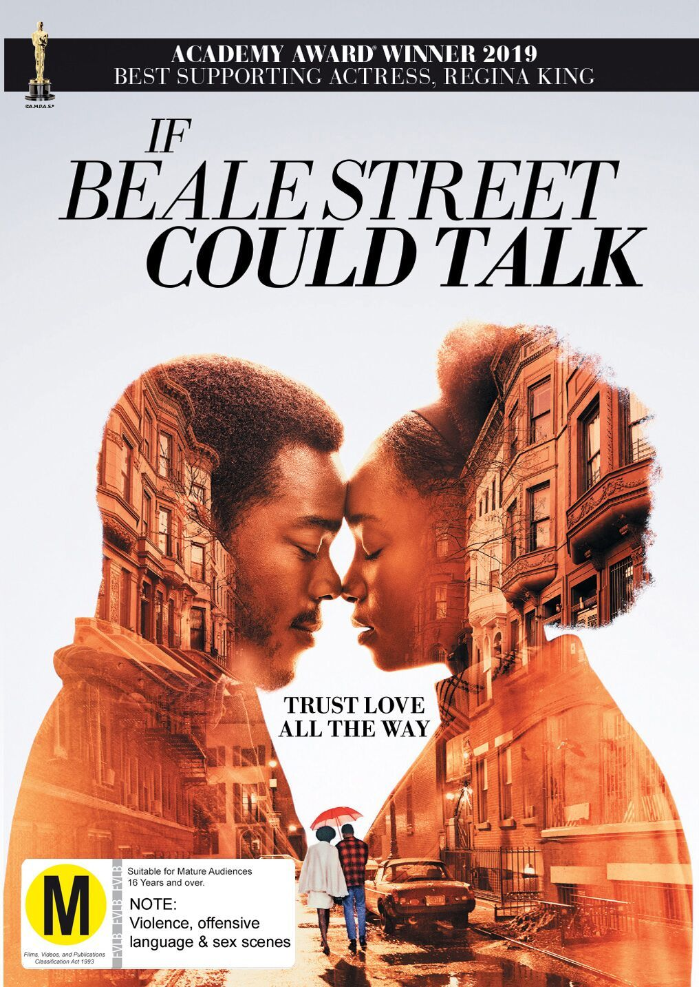If Beale Street Could Talk on DVD image