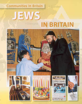 Jews in Britain by Fiona MacDonald image