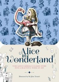 Paperscapes: Alice in Wonderland by Selina Wood