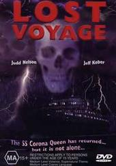 Lost Voyage on DVD