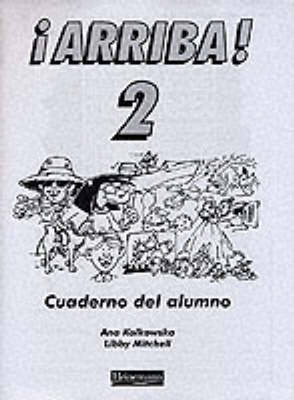Arriba! 2 Workbook (Pack of 8) image