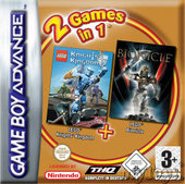 Lego Knights Kingdom + Lego Bionicle for Game Boy Advance
