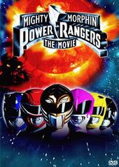 Mighty Morphin Power Rangers - The Movie on DVD