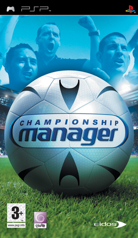 Championship Manager for PSP