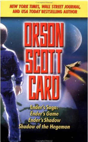 Enders Saga Boxed Set: Ender's Game / Ender's Shadow / Shadow of the Hegemon by Orson Scott Card