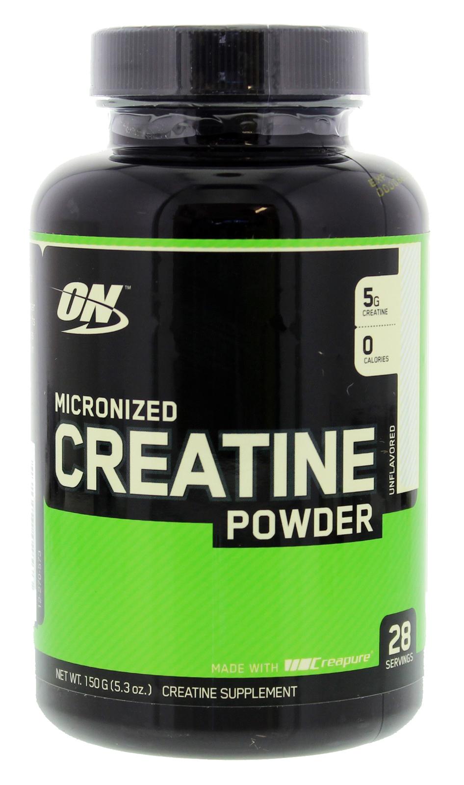 Optimum Nutrition Creatine Micronised Powder (150g)