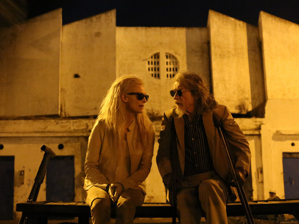 Only Lovers Left Alive on Blu-ray image