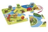 Hape: On Safari Play Set