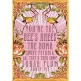 Papaya Gift Card - You're The Bees Knees