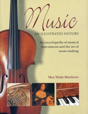 Music by Max Wade-Matthews