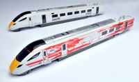 Hornby: Hitachi IEP Test Train Power Units Train Pack