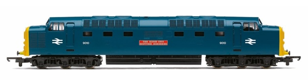Hornby: Railroad BR Class 55 'The King's Own Scottish Borderer'