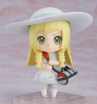 Pokemon: Nendoroid Lillie - Articulated Figure