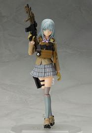 Little Armory: Rikka Shiina - Figma Figure