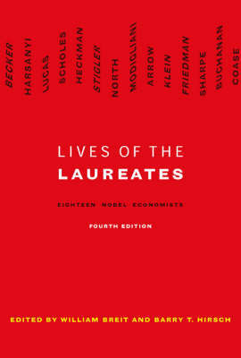 Lives of the Laureates image