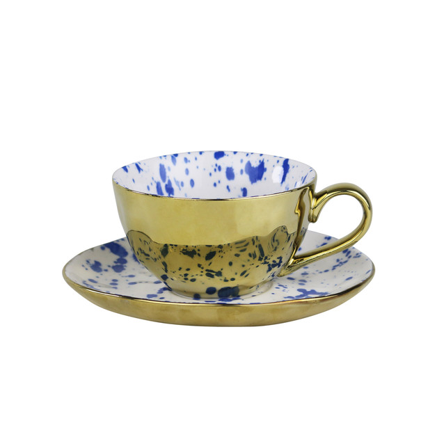 Robert Gordon: Babylon Teacup & Saucer