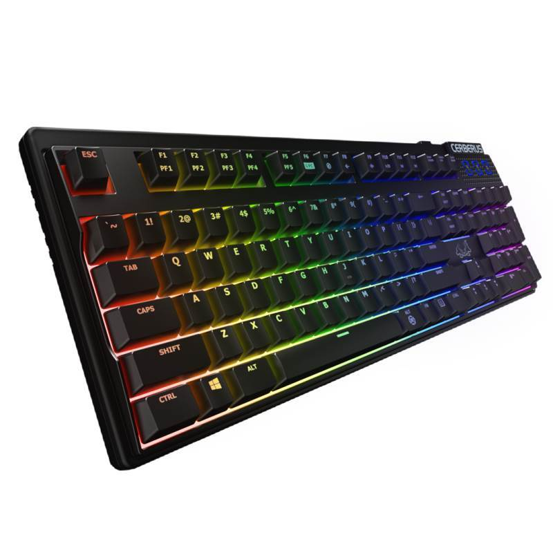 ASUS Cerberus Mechanical Gaming keyboard - Blue for  image