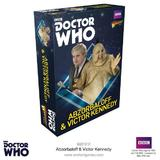 Doctor Who: Abzorbaloff & Victor Kennedy