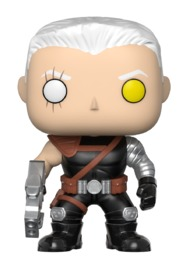 Deadpool - Cable Pop! Vinyl Figure