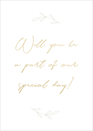 Kaisercraft: K Style Forever Collection Cards - Will You Be A Part