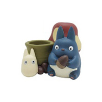 My Neighbor Totoro Seal Stand - Medium Totoro & Small Totoro