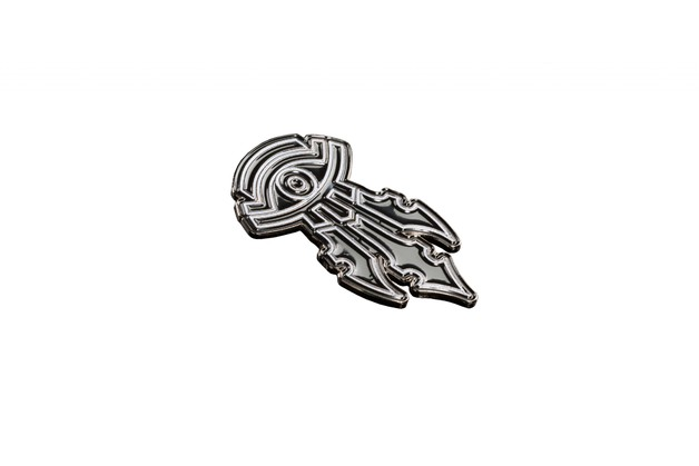 Warcraft Movie Mage Icon Collectible Pin