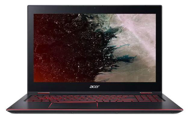 """Acer Nitro Spin 5 NP515 15.6"""" i5-8250U 8GB 256GB SSD 1TB GTX1050 W10Pro"""