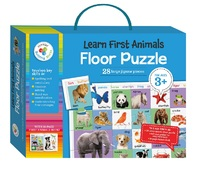 Hinkler: My First Animals - Floor Puzzle image