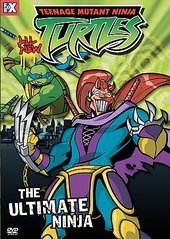 Teenage Mutant Ninja Turtles - Season 2 Vol. 11 - The Ultimate Ninja on DVD