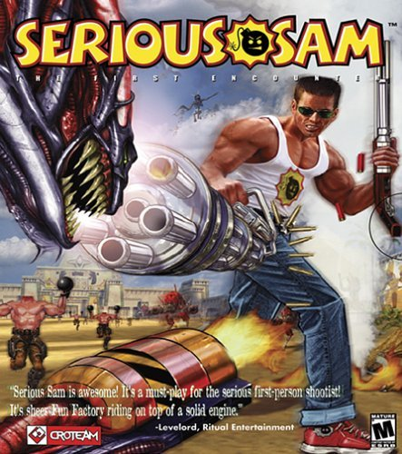 Serious Sam for PC Games image