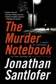 The Murder Notebook by Jonathan Santlofer image