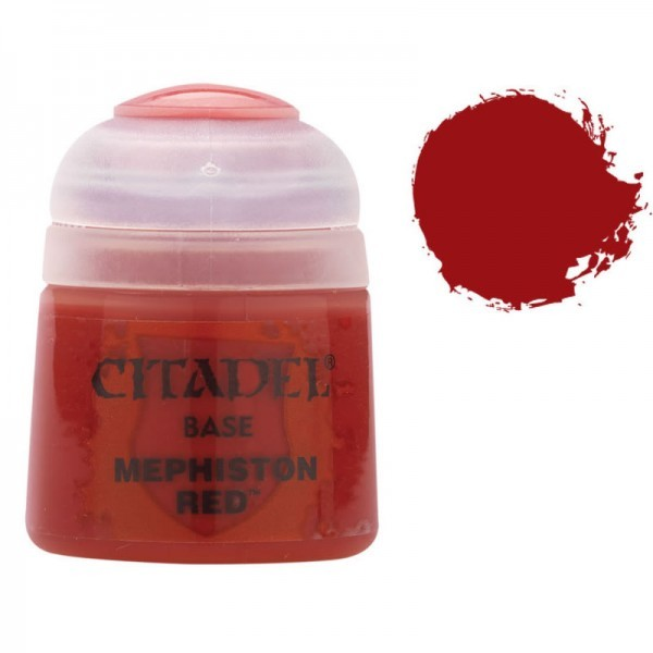 Citadel Base: Mephiston Red image