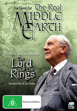 The Quest for the Real Middle Earth on DVD