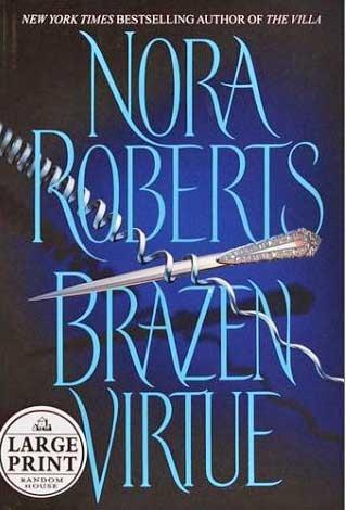 Brazen Virtue by Nora Roberts