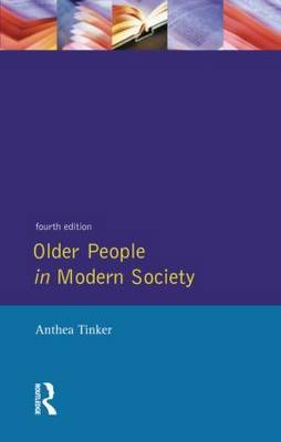 Older People in Modern Society by Anthea Tinker image