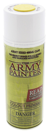 Army Painter Spray Colour Primer - Daemonic Yellow