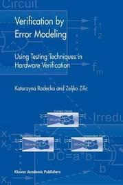 Verification by Error Modeling by Katarzyna Radecka