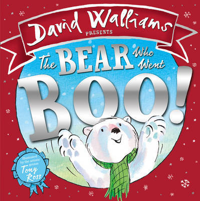 The Bear Who Went Boo! by David Walliams image
