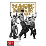 Magic Mike XXL on DVD
