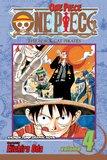 One Piece: v. 4 by Eiichiro Oda