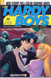 Hardy Boys #9: To Die or Not to Die, The by Scott Lobdell image