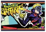 Persona 5: Synthetic Leather Pass Case - (Ryuji Sakamoto)