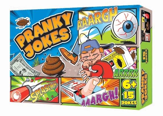 Pranky Jokes - 15 Tricks image