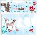Lodestar Sticker Labels (8 Pack)