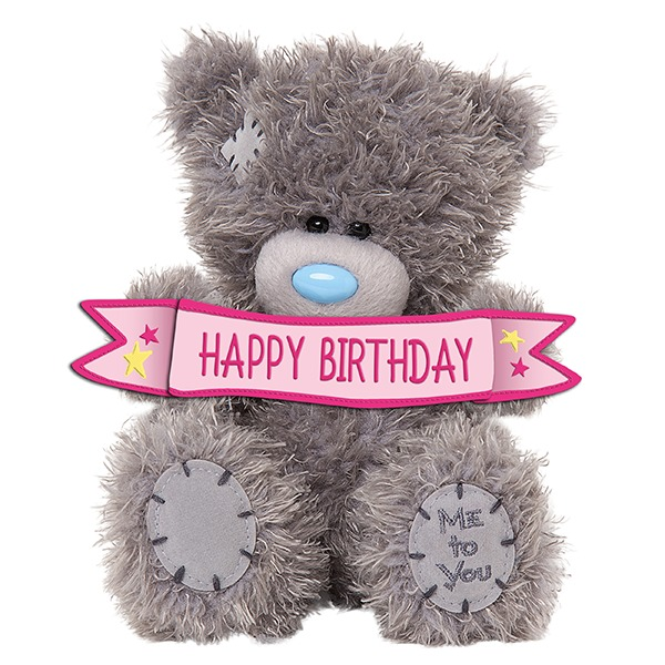 Me To You - Happy Birthday Banner - M5