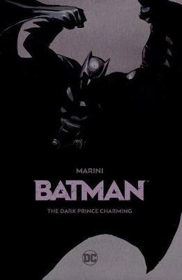 Batman by Enrico Marini
