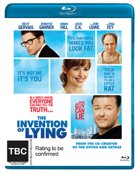The Invention of Lying on Blu-ray