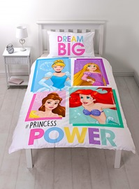 Disney Princess Single Duvet Set