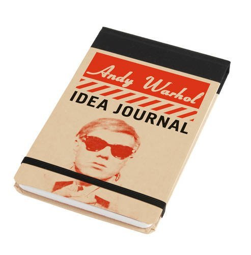Galison: Specialty Journal - Warhol Idea
