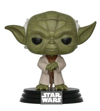 Star Wars: Clone Wars - Yoda Pop! Vinyl Figure
